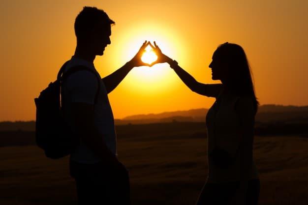 מערכת יחסים, ערך, אהבה